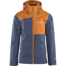 d3f51ece068a51 Columbia Aravis Expl**** Interchange Jacket Herren dark mountain/bright  copper